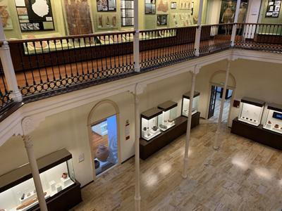 Certificado de calidad ISO 9001 :: El Museo Canario